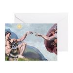 Creation / G-Shep Greeting Cards (Pk of 20)