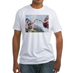 Creation / G-Shep Fitted T-Shirt