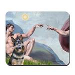 Creation / G-Shep Mousepad