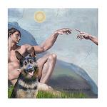 Creation / G-Shep Tile Coaster