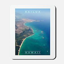 Kailua Panorama Mousepad