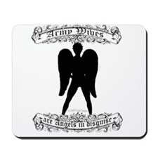 Angels in Disguise Mousepad
