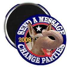 CHANGE PARTIES GDI Magnet