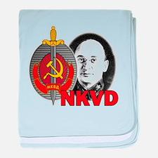 Lavrentiy Beria NKVD KGB Soviet Ussr baby blanket