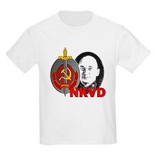 Lavrentiy Beria NKVD KGB Soviet Ussr Stali T-Shirt