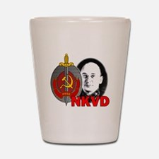 Lavrentiy Beria NKVD KGB Soviet Ussr St Shot Glass