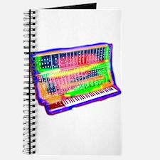 Modular analog electronic synthesizer Moog Journal