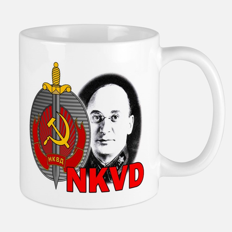 Lavrentiy Beria NKVD KGB Soviet Ussr Stalin C Mugs