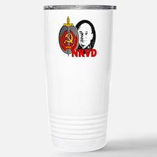 Lavrentiy Beria NKVD KG Travel Mug