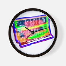 Modular analog electronic synthesizer M Wall Clock