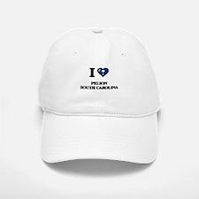 I love Pelion South Carolina Baseball Baseball Cap