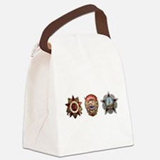 Military Soviet Union Decorations Canvas Lunch Bag