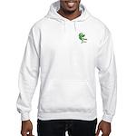 Silly Prince Frog Hooded Sweatshirt