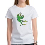 Silly Prince Frog Women's T-Shirt