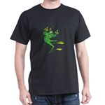 Silly Prince Frog Dark T-Shirt