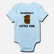 Grandmas Little Cub Body Suit