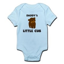 Daddys Little Cub Body Suit