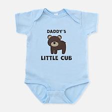 Daddys Little Cub Body Suit