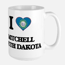 I love Mitchell South Dakota Mugs