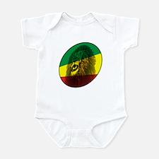 Jah Lion Infant Bodysuit