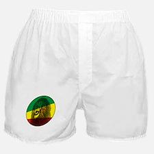 Jah Lion Boxer Shorts