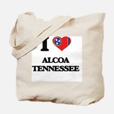 I love Alcoa Tennessee Tote Bag
