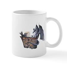 Computer Dragon Mug