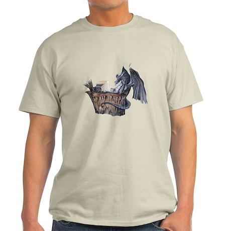 Computer Dragon Light T-Shirt