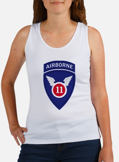 11th Airborne Division Tank Top