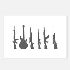 Weapon of Choice Postcards (Package of 8)