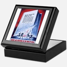 Cute Fdr Keepsake Box
