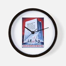 Unique Fdr Wall Clock