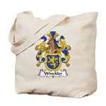 Winckler Family Crest Tote Bag