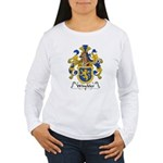Winckler Family Crest Women's Long Sleeve T-Shirt