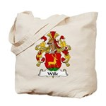 Wille Family Crest Tote Bag
