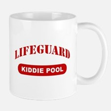 Lifeguard Kiddie Pool Mug
