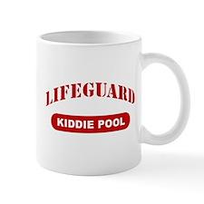 Lifeguard Kiddie Pool Mug
