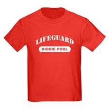 Lifeguard Kiddie Pool T
