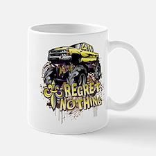 Regret Nothing Mud Truck Mugs