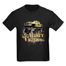 Regret Nothing Mud Truck T-Shirt