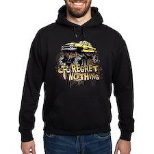 Regret Nothing Mud Truck Hoodie
