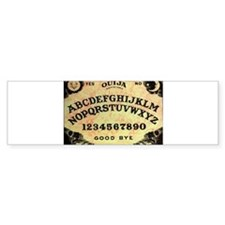 Ouija.JPG Bumper Bumper Sticker