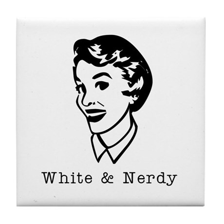 white and nerdy: