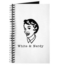 White & Nerdy Woman Journal