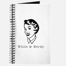 White & Nerdy Woman Journal