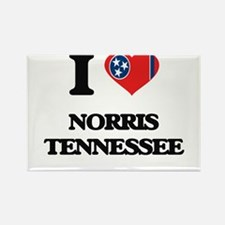 I love Norris Tennessee Magnets