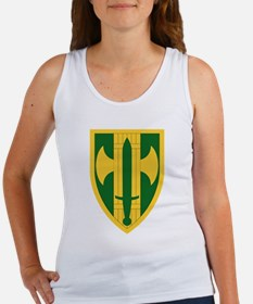 18th Military Police Brigade Women's Tank Top