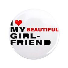i love my gf Button