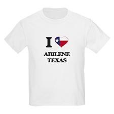 I love Abilene Texas T-Shirt