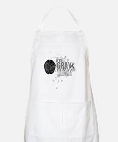 Go Grey in May Apron